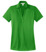 L528 - Ladies' Peformance Fine Jacquard Sport Shirt