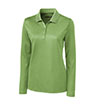 LQK00068 - Ladies' L/S Ice Pique Polo