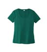 LST420 - Ladies Posi-UV Pro Scoop Neck Tee