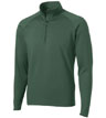 IB1-ST850 - Men's Stretch 1/2-Zip Pullover